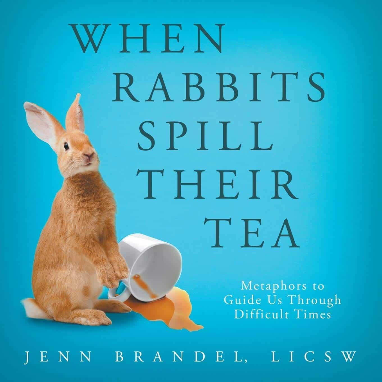 When Rabbits Spill Their Tea | Mindstir Media Book Cover