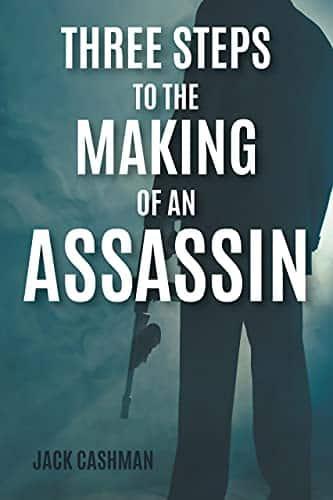 assassin book | Mindstir Media Book Cover